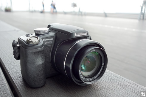 LUMIX DMC-FZ18(C)吉森信哉