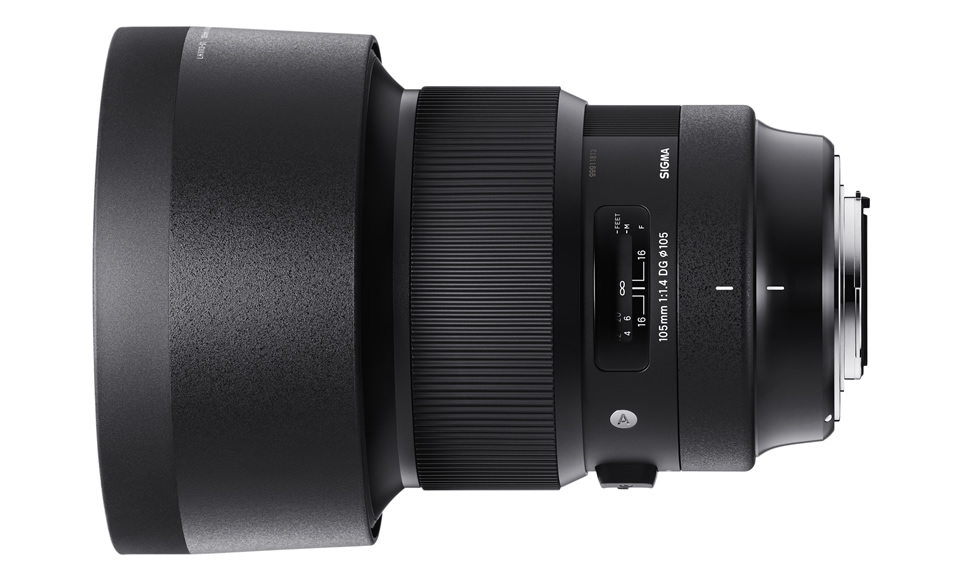 SIGMA 105mm F1.4 DG HSM | Art