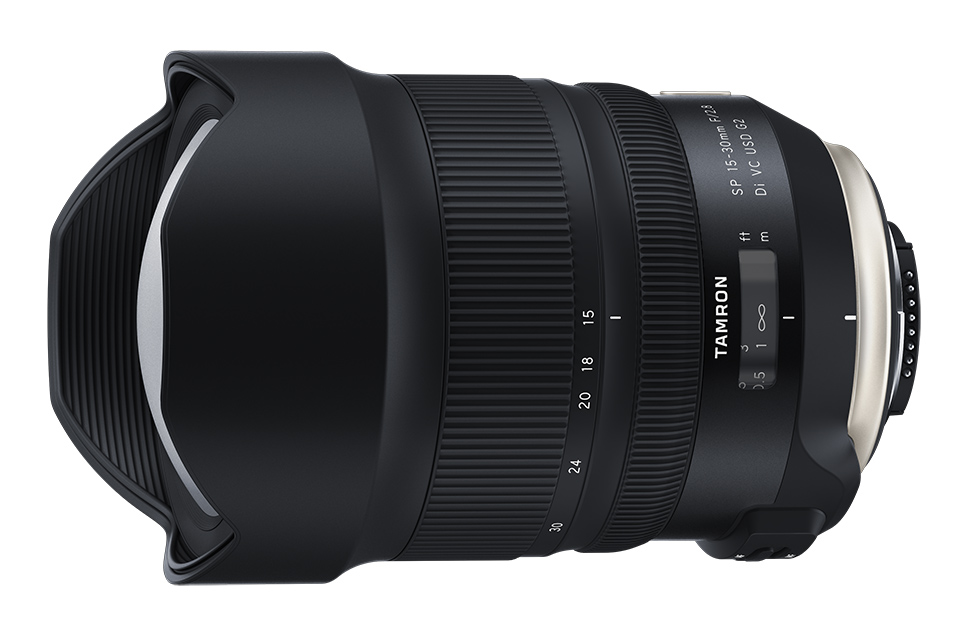 SP 15-30mm F/2.8 Di VC USD G2
