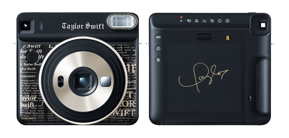 instax SQUARE SQ6 Taylor Swift Edition