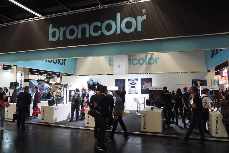 photokina2018:broncolor