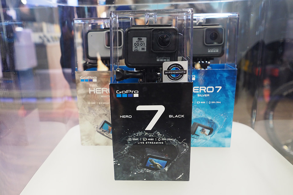 photokina2018:GoPro HERO7