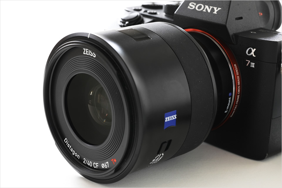 ZEISS Batis 2/40 CF E-mount