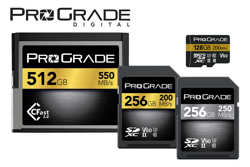 ProGrade Digital メモリカード