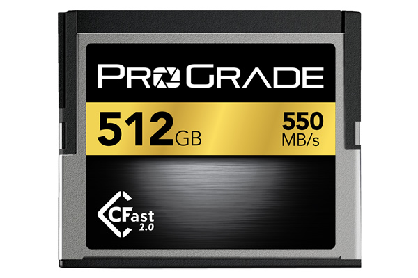 ProGrade Digital CFast 2.0