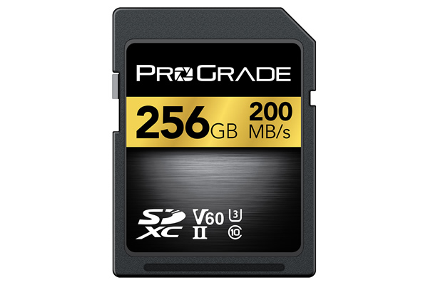 ProGrade Digital SDXC UHS-II V60