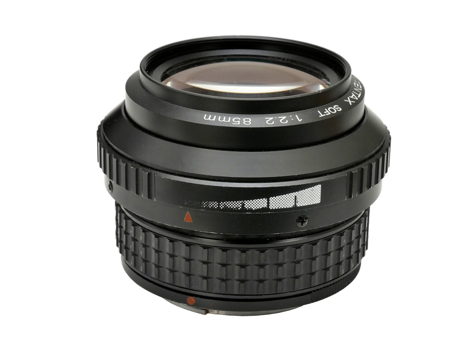 smc PENTAX SOFT 85mm F2.2