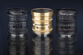 New Petzval 55 mm f/1.7 MKII