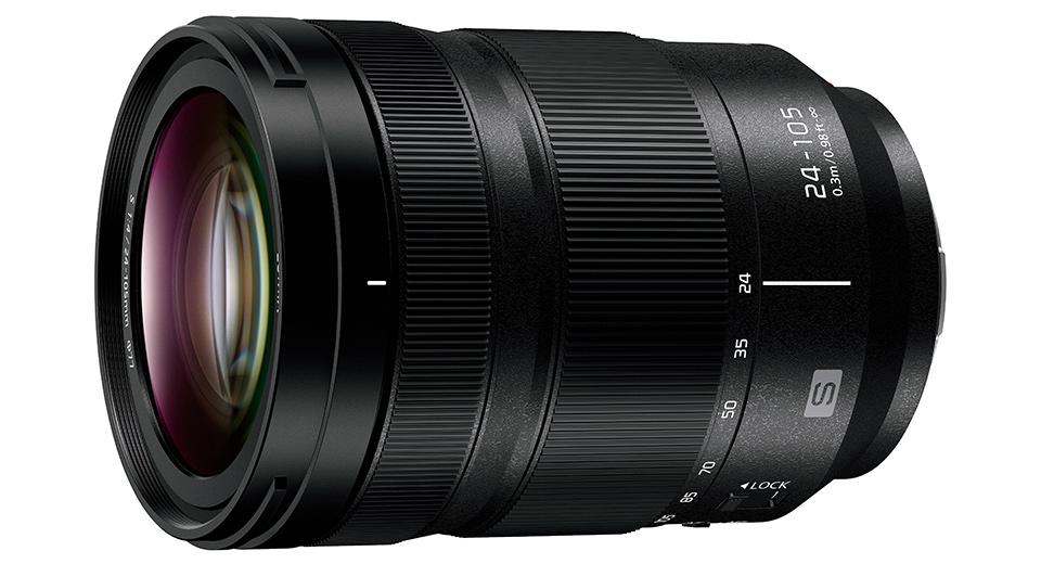 LUMIX S 24-105mm F4 MACRO O.I.S.