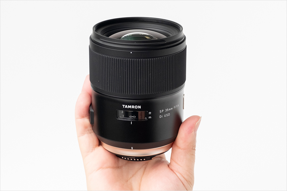 SP 35mm F/1.4 Di USD