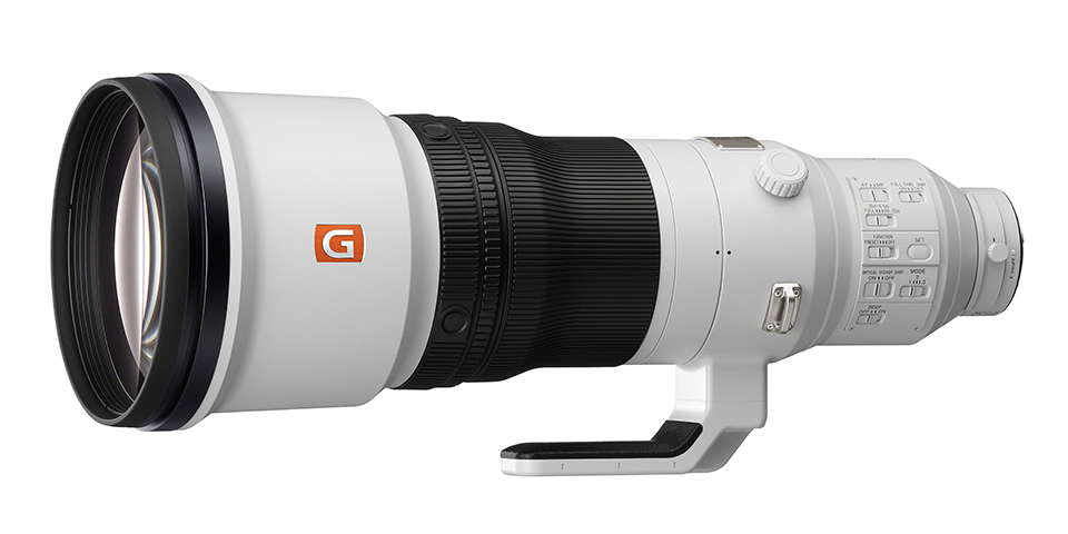 FE 600mm F4 GM OSS