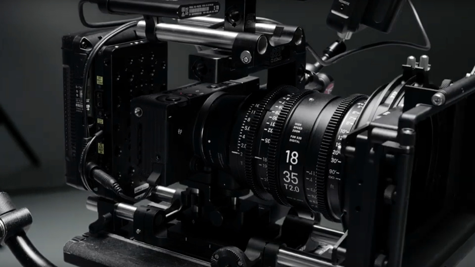 SIGMA fp Concept Movie