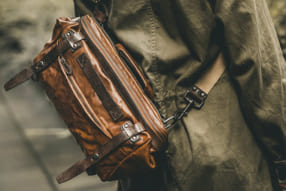 WOTANCRAFT NIGHT RIDER SLING BAG