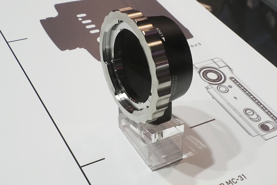 Inter BEE 2019【シグマ】SIGMA MOUNT CONVERTER MC-31