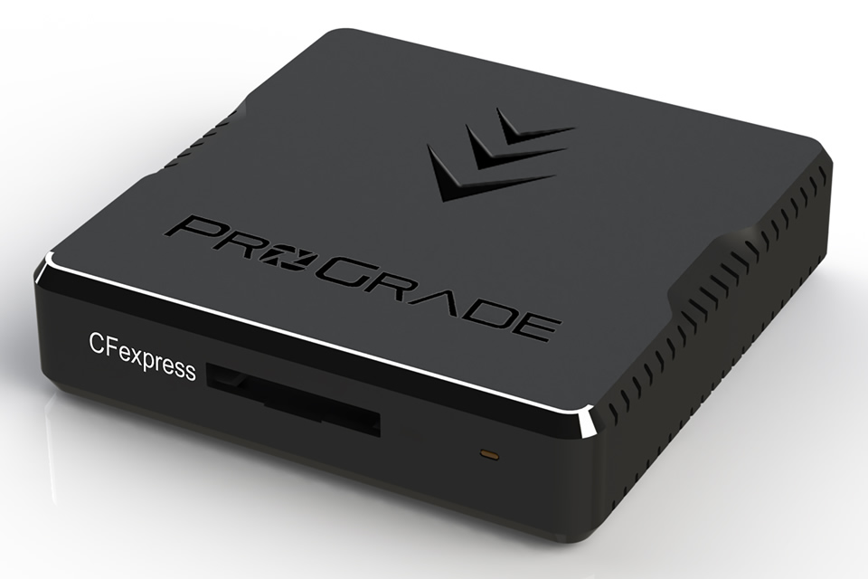 ProGrade Digital  CFexpress Type Bカードリーダー USB3.1 Gen2