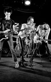 THE BOLLOCKS - An exhibition of iconic Sex Pistols photographs by Dennis Morris