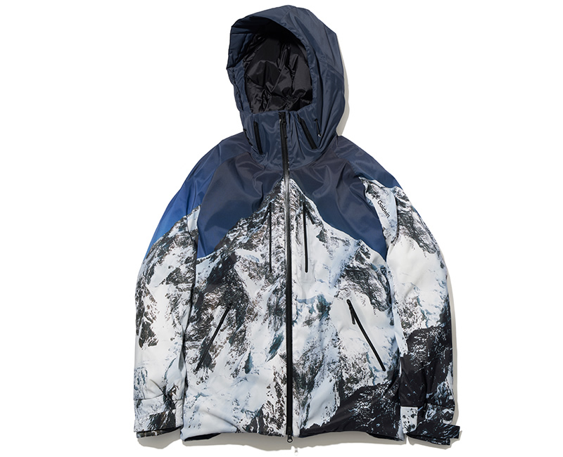 K2 IWG Hooded Down Jacket