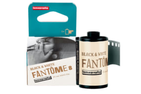 Lomography Fantome Kino B&W ISO 8 35mm Film