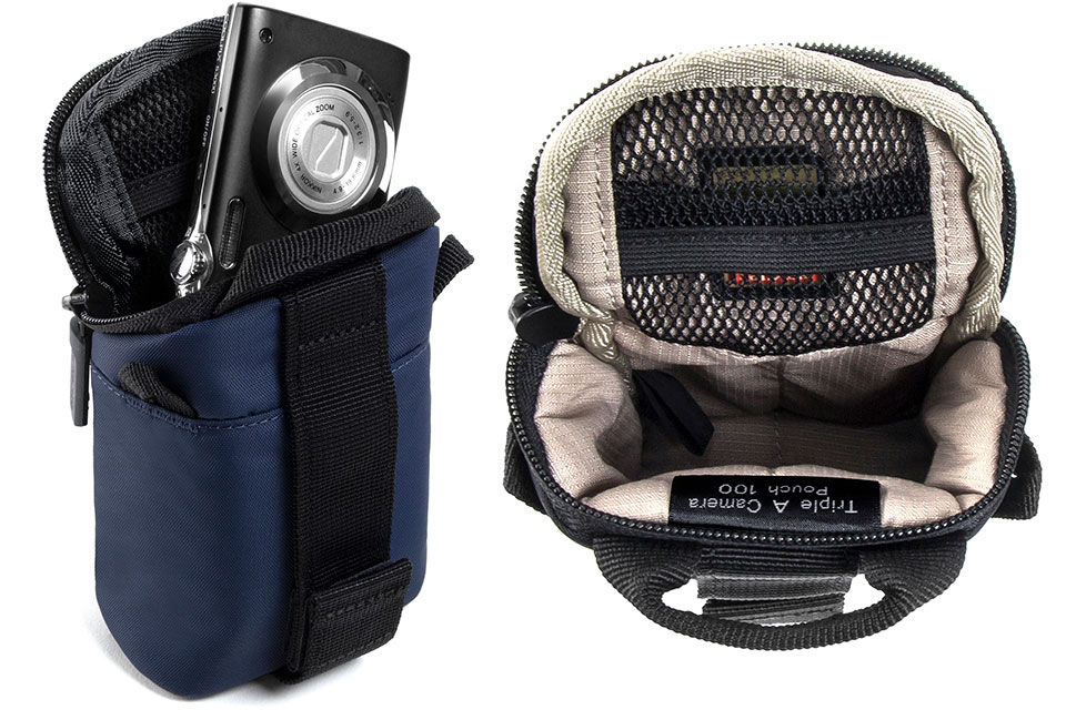CRUMPLER Triple A Camera Pouch 100