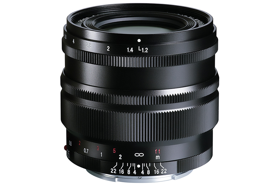 NOKTON 35mm F1.2 Aspherical SE E-mount