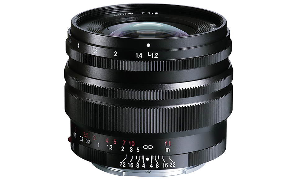 NOKTON 40mm F1.2 Aspherical SE E-mount