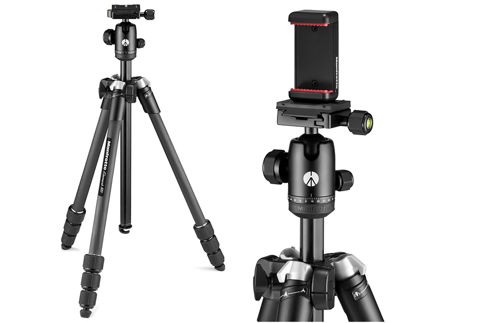 Manfrotto Element MII モバイルキット