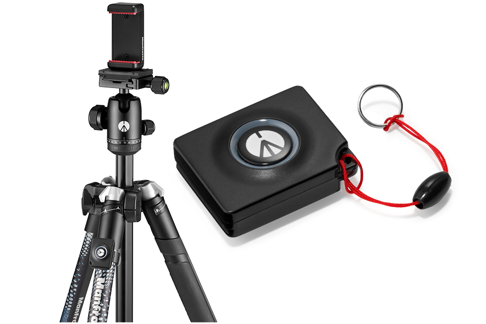 Manfrotto Element MII モバイルBTキット