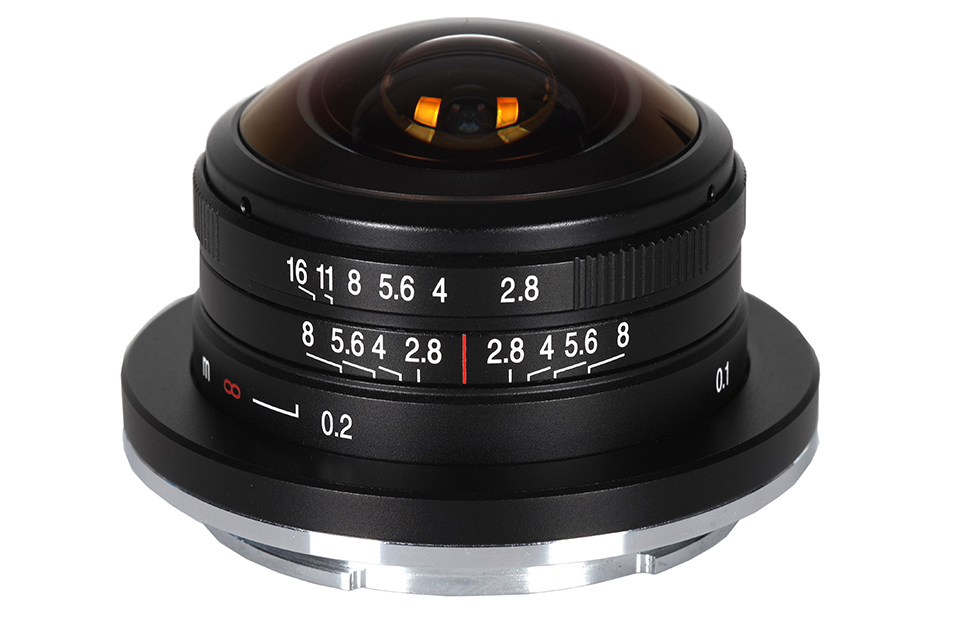 LAOWA 4mm F2.8 Fisheye