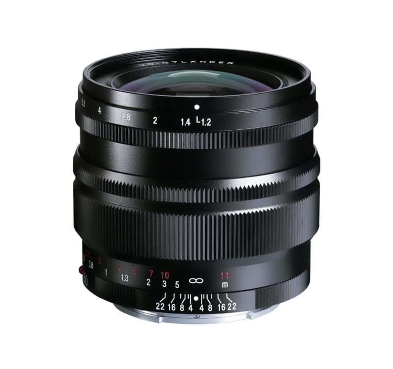 NOKTON 50mm F1.2 Aspherical SE E-mount