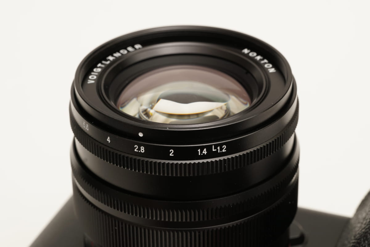 NOKTON 50mm F1.2 Aspherical SE