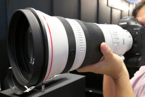 EF400mm F2.8L IS III USM