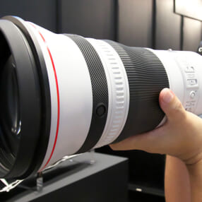 キヤノン「EF400mm F2.8L IS III USM」「EF600mm F4L IS III USM」の合焦性能が改善