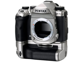 PENTAX K-1 Mark II Silver Edition