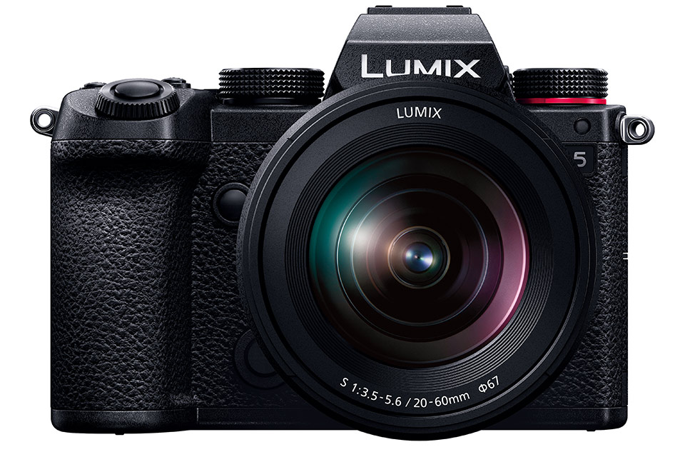 LUMIX S5 Kキット