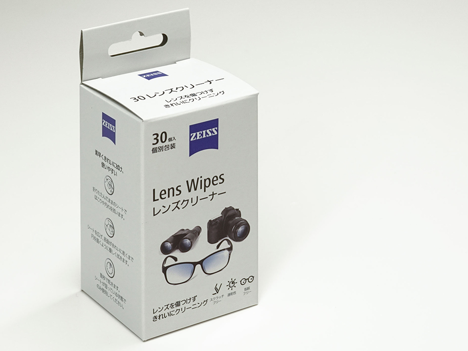 ZEISS レンズワイプ