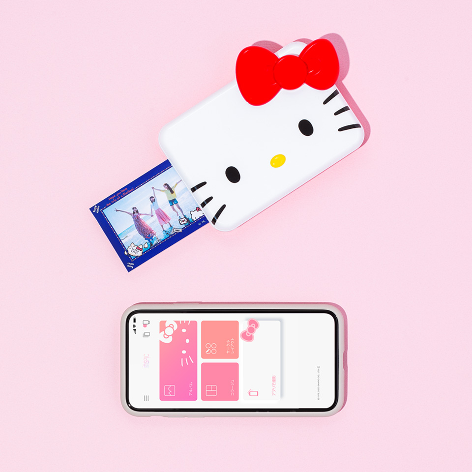 iNSPiC PV-123 HELLO KITTY