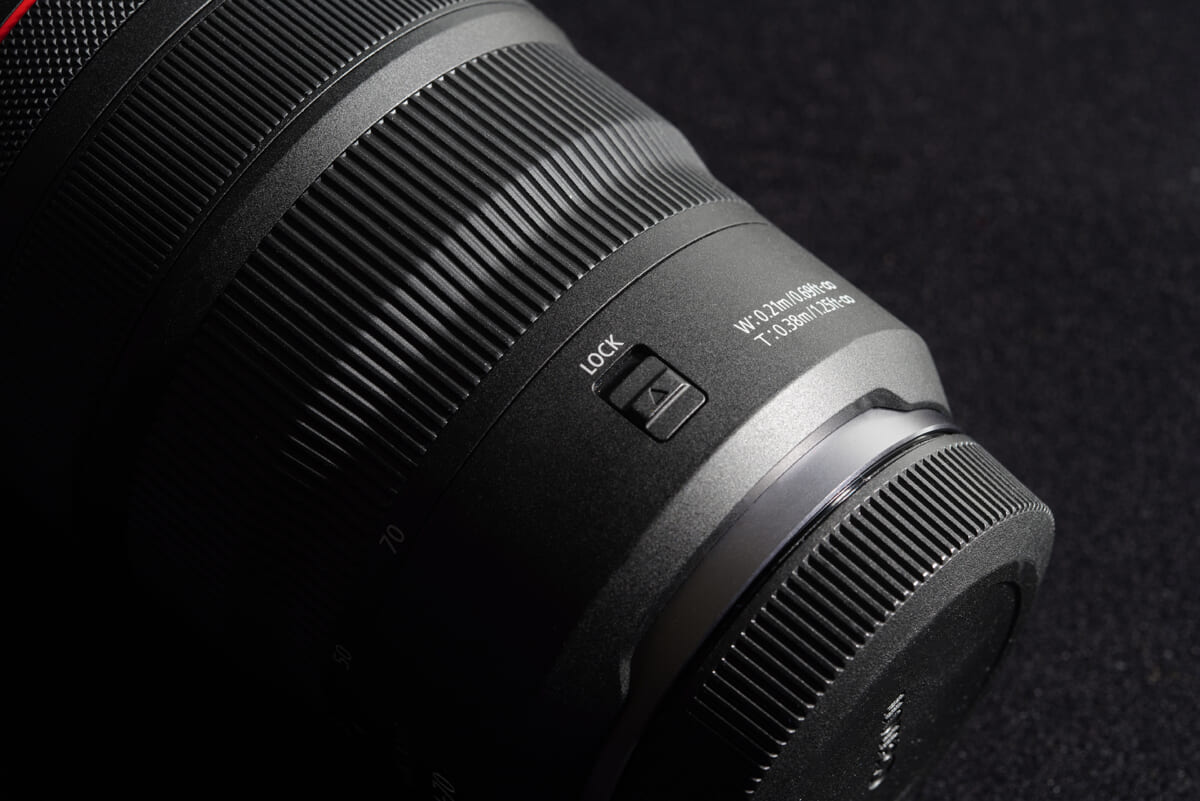 RF24-70mm F2.8 L IS USM VS EF24-70mm F2.8L II USM