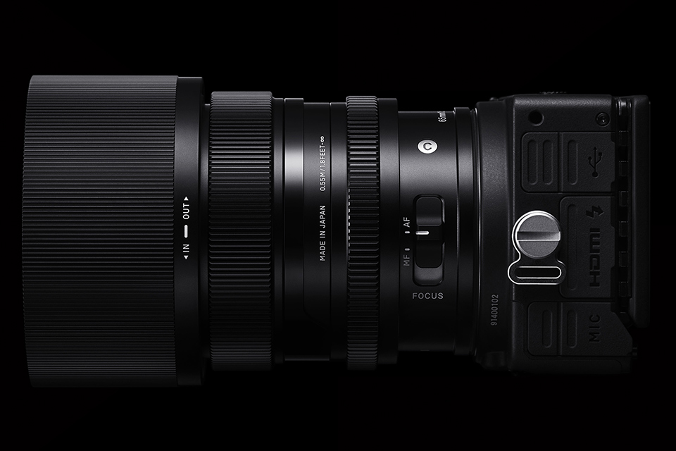 SIGMA 65mm F2 DG DN | Contemporary