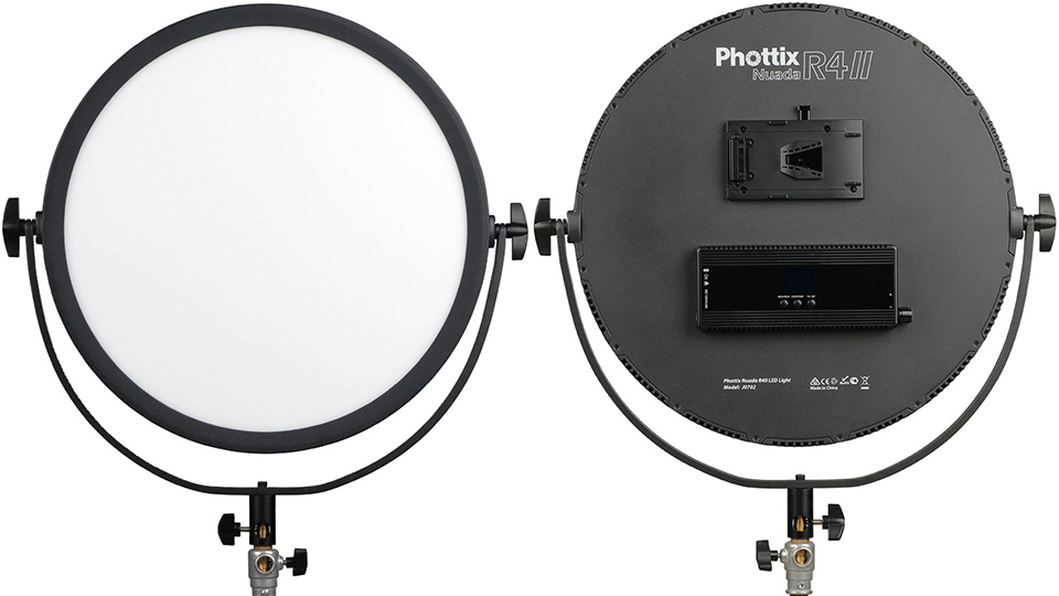 Phottix Nuada R4II LED Light
