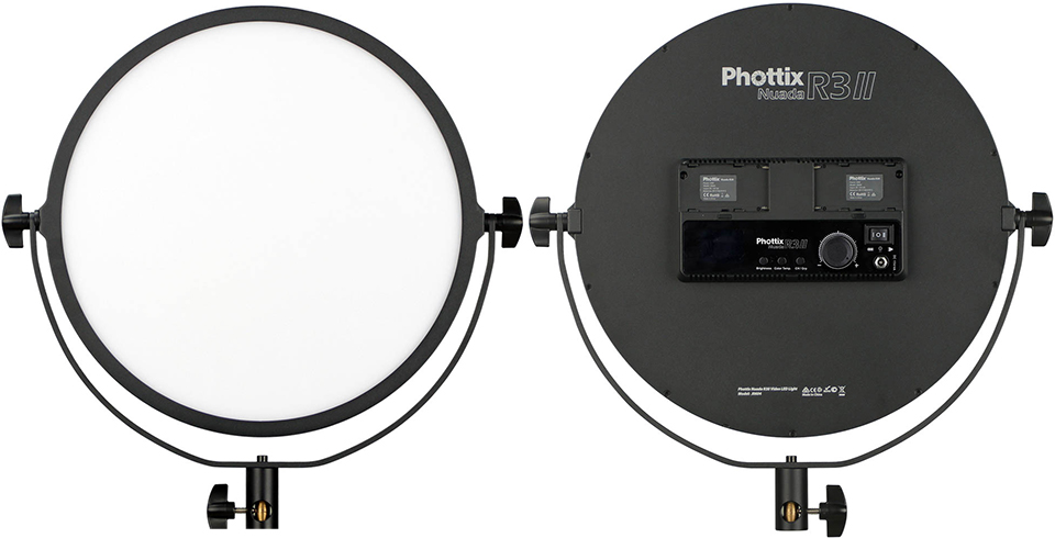 Phottix Nuada R3II LED Light