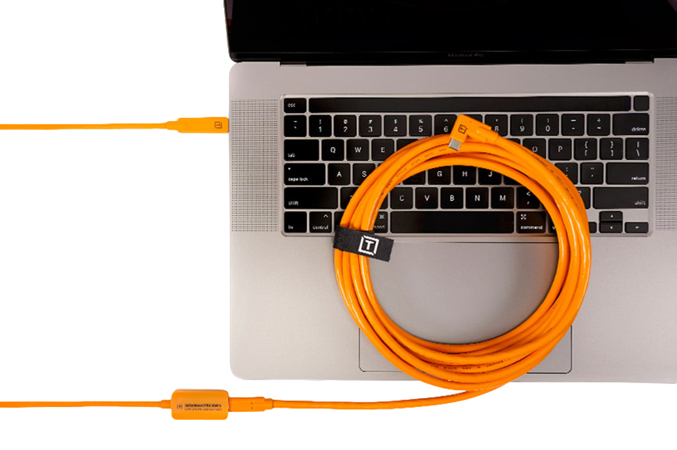 TetherBoost Pro USB-C Core Controller Extension Cable