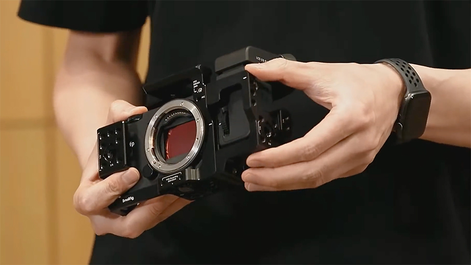 SmallRig Cage for SIGMA fp series