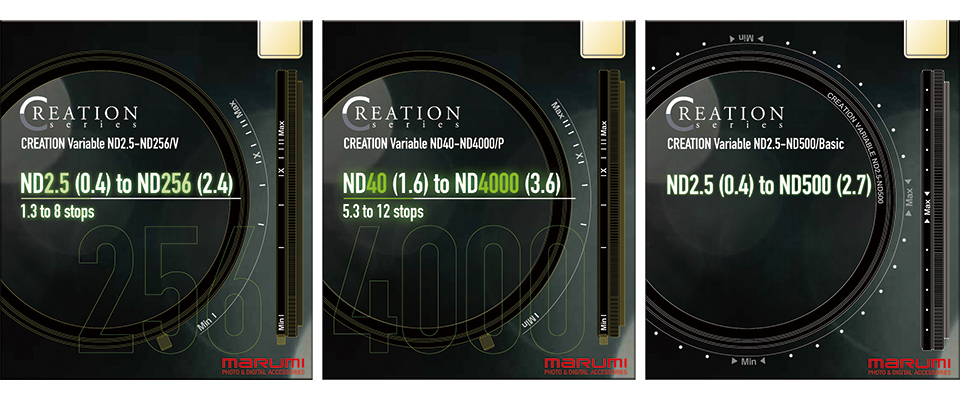 CREATION Variable ND series
