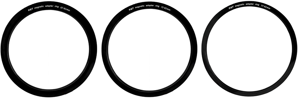 Magnetic Adapter Ring