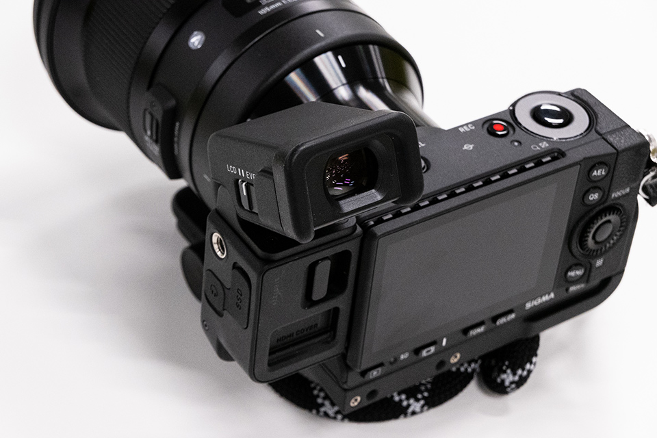 SIGMA fp L + ELECTRONIC VIEWFINDER EVF-11
